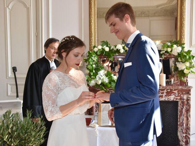 Le mariage de Ben et Sophie à Santeny, Val-de-Marne 19