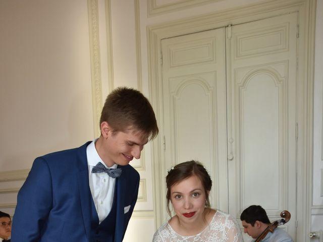 Le mariage de Ben et Sophie à Santeny, Val-de-Marne 21