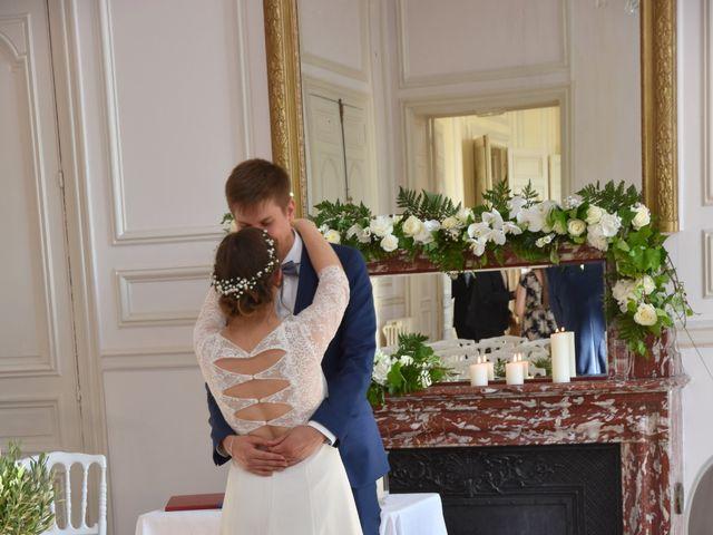 Le mariage de Ben et Sophie à Santeny, Val-de-Marne 22