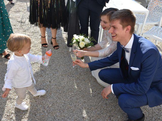 Le mariage de Ben et Sophie à Santeny, Val-de-Marne 27