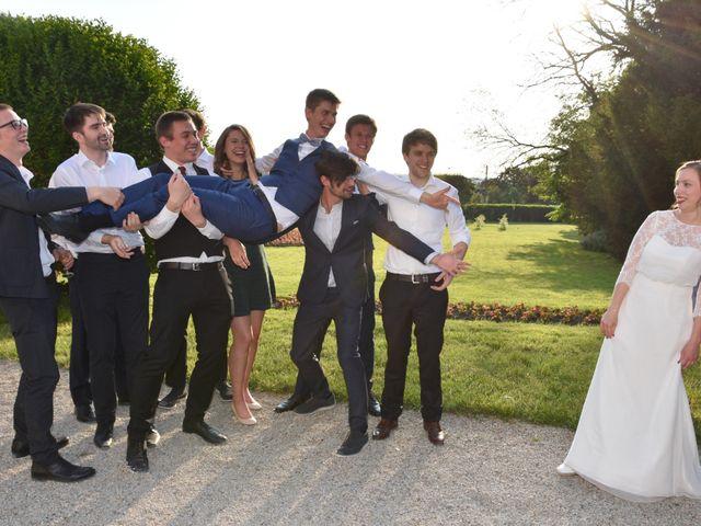 Le mariage de Ben et Sophie à Santeny, Val-de-Marne 30