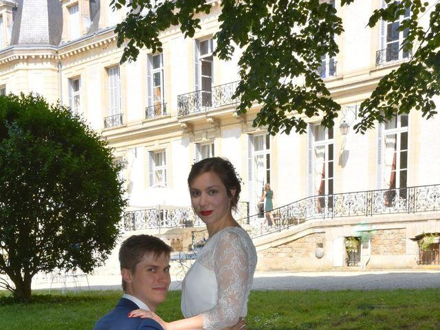 Le mariage de Sophie et Ben