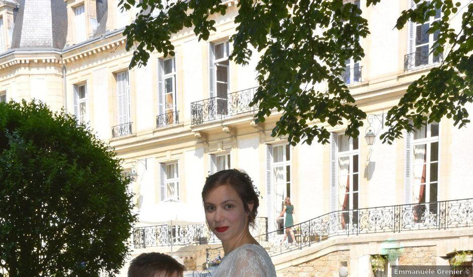 Le mariage de Ben et Sophie à Santeny, Val-de-Marne