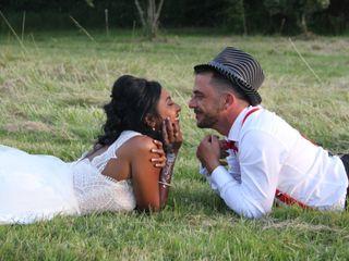 Le mariage de Damien et Cindy