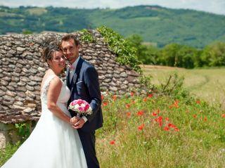 Le mariage de Emilie et Guillaume