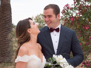 Le mariage de Nadège et Georges