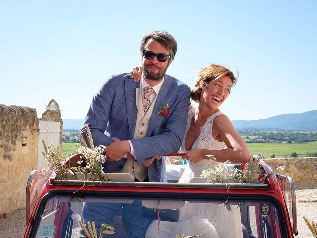 Le mariage de Olivier et Anaïs à La Tour-d'Aigues, Vaucluse 6