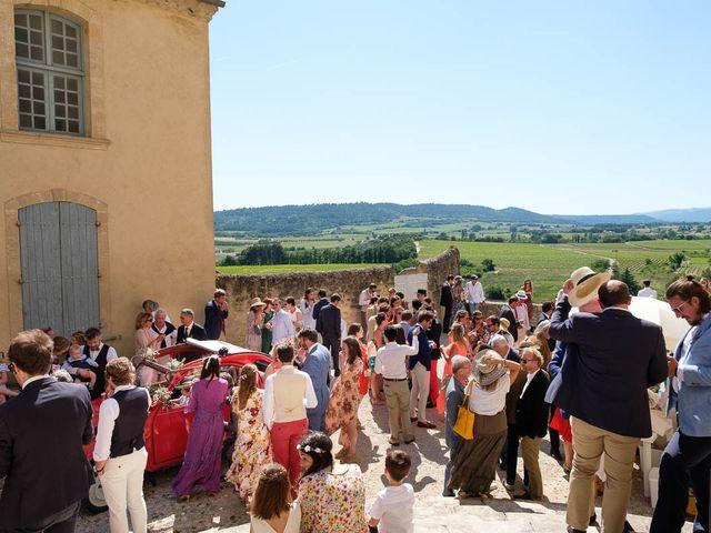 Le mariage de Olivier et Anaïs à La Tour-d'Aigues, Vaucluse 7