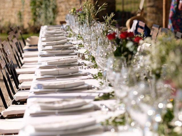 Le mariage de Olivier et Anaïs à La Tour-d'Aigues, Vaucluse 9