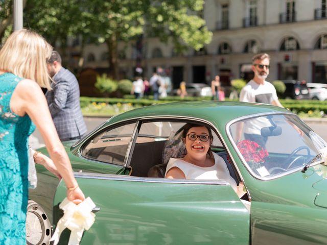 Le mariage de Thomas et Constance à Autrèche, Indre-et-Loire 1