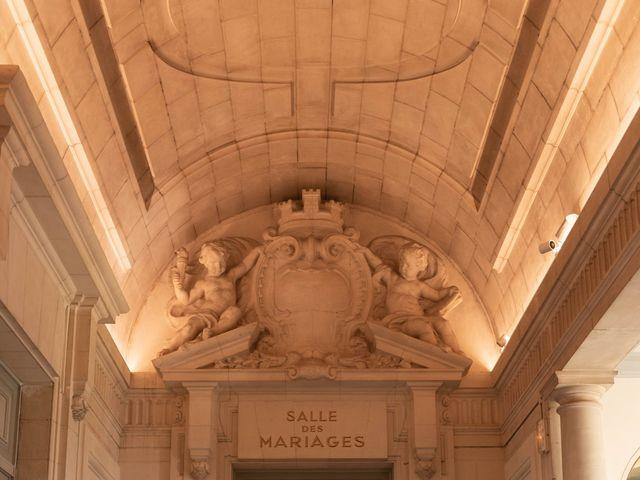 Le mariage de Thomas et Constance à Autrèche, Indre-et-Loire 5