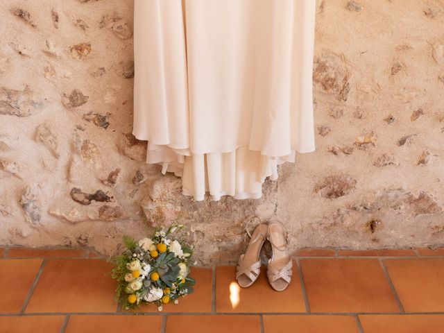 Le mariage de Thomas et Constance à Autrèche, Indre-et-Loire 11