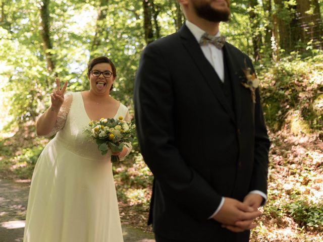 Le mariage de Thomas et Constance à Autrèche, Indre-et-Loire 29
