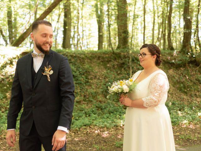 Le mariage de Thomas et Constance à Autrèche, Indre-et-Loire 30