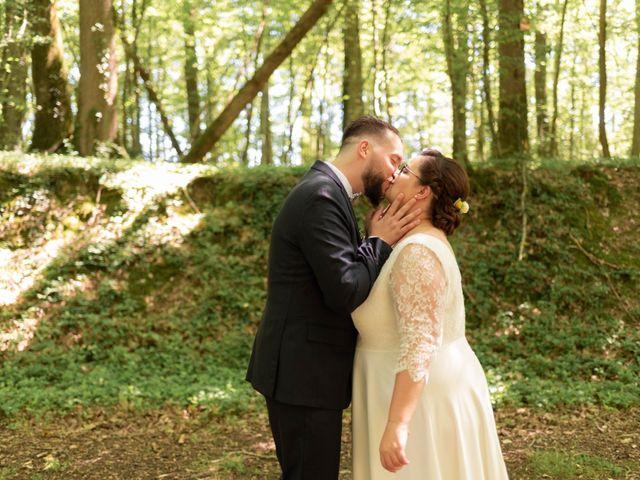 Le mariage de Thomas et Constance à Autrèche, Indre-et-Loire 31