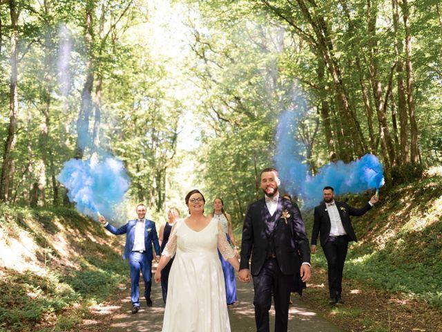 Le mariage de Thomas et Constance à Autrèche, Indre-et-Loire 32