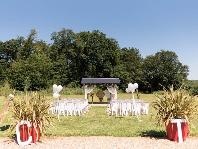 Le mariage de Thomas et Constance à Autrèche, Indre-et-Loire 42