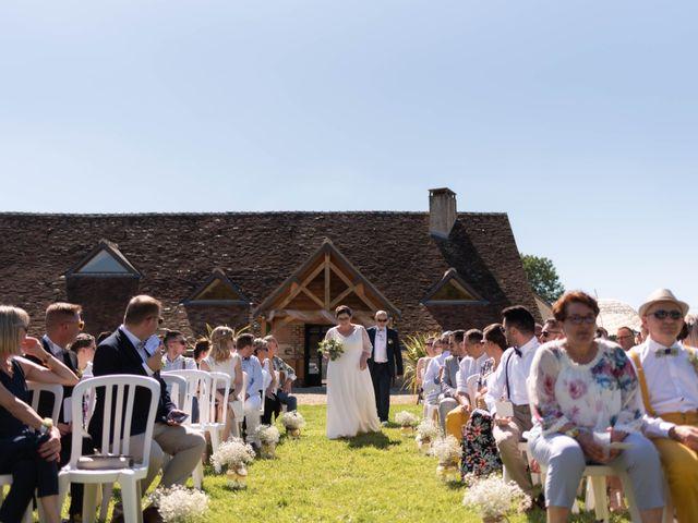 Le mariage de Thomas et Constance à Autrèche, Indre-et-Loire 47
