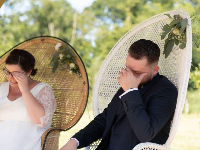 Le mariage de Thomas et Constance à Autrèche, Indre-et-Loire 53