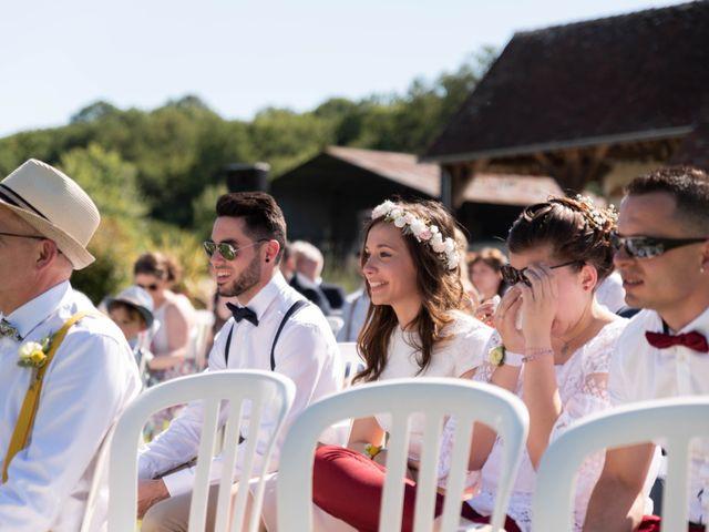 Le mariage de Thomas et Constance à Autrèche, Indre-et-Loire 59