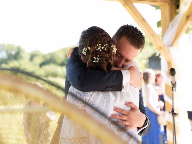 Le mariage de Thomas et Constance à Autrèche, Indre-et-Loire 64