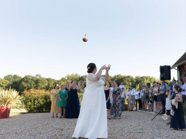 Le mariage de Thomas et Constance à Autrèche, Indre-et-Loire 78
