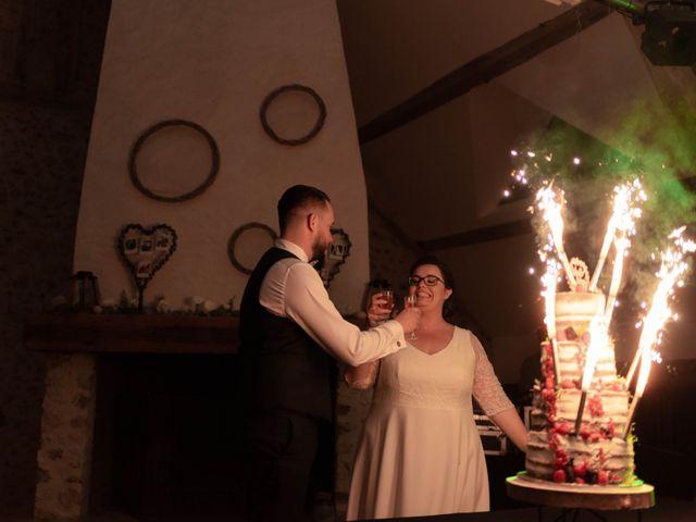 Le mariage de Thomas et Constance à Autrèche, Indre-et-Loire 92