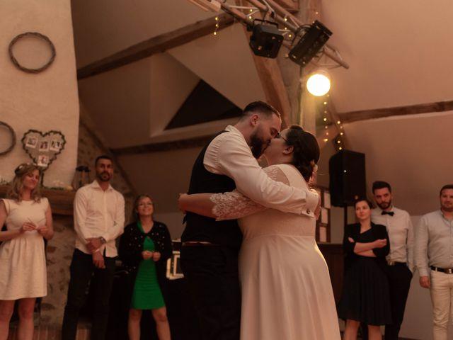 Le mariage de Thomas et Constance à Autrèche, Indre-et-Loire 94
