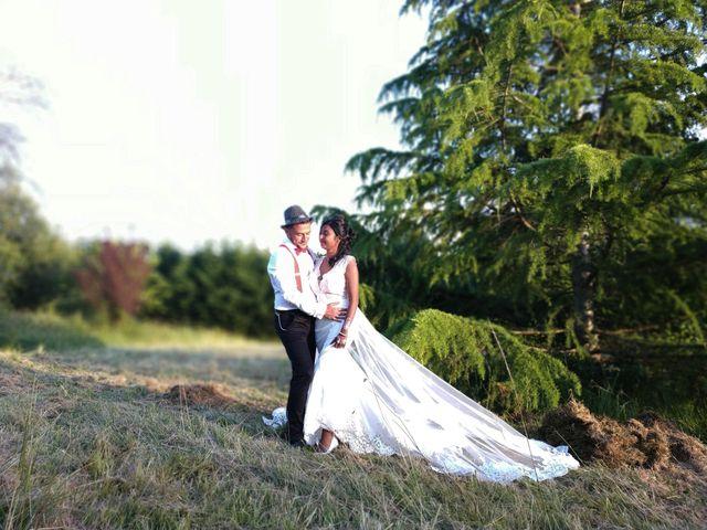 Le mariage de Cindy et Damien à Eauze, Gers 2
