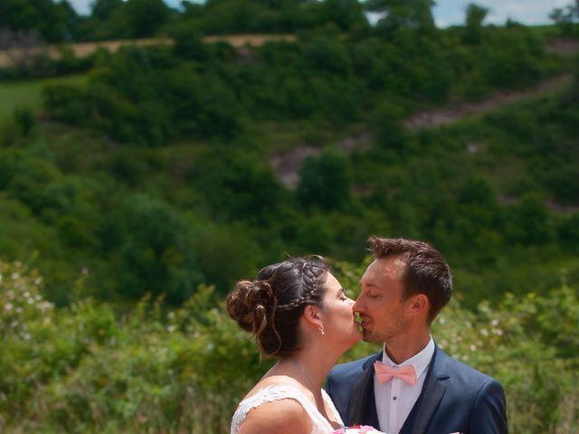 Le mariage de Guillaume et Emilie à Marcillac-Vallon, Aveyron 14