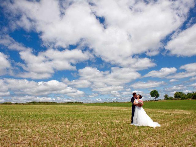 Le mariage de Guillaume et Emilie à Marcillac-Vallon, Aveyron 15