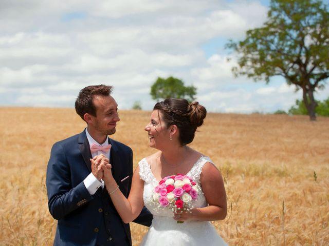 Le mariage de Guillaume et Emilie à Marcillac-Vallon, Aveyron 19