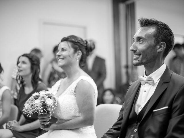 Le mariage de Guillaume et Emilie à Marcillac-Vallon, Aveyron 24