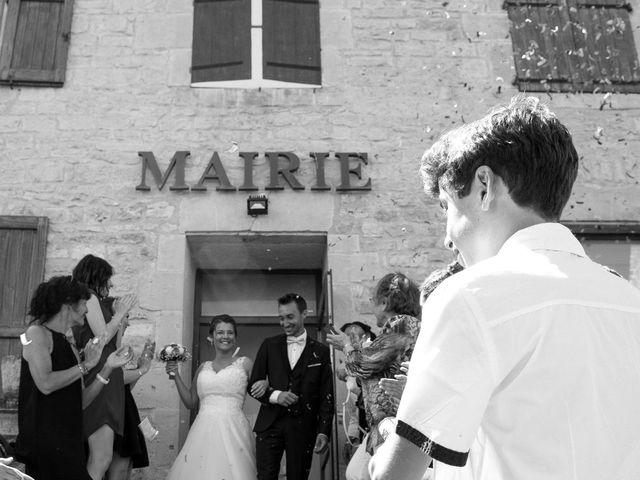 Le mariage de Guillaume et Emilie à Marcillac-Vallon, Aveyron 26