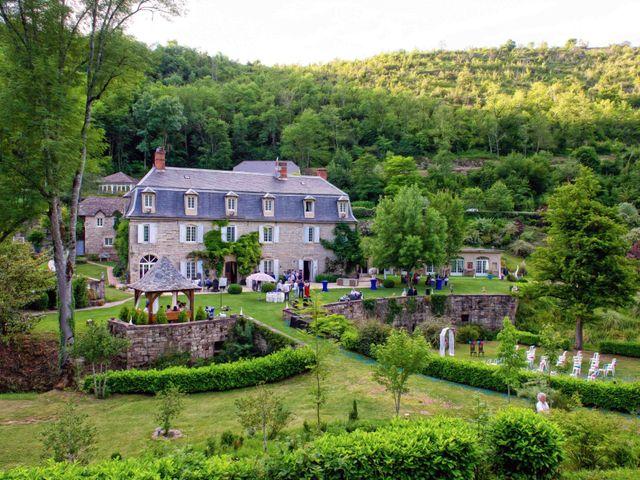 Le mariage de Guillaume et Emilie à Marcillac-Vallon, Aveyron 28