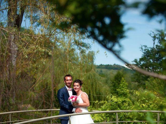 Le mariage de Guillaume et Emilie à Marcillac-Vallon, Aveyron 31