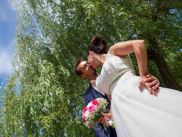 Le mariage de Guillaume et Emilie à Marcillac-Vallon, Aveyron 34