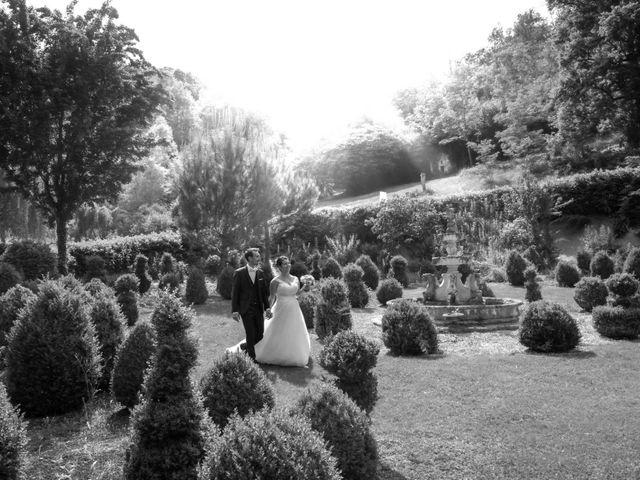 Le mariage de Guillaume et Emilie à Marcillac-Vallon, Aveyron 37