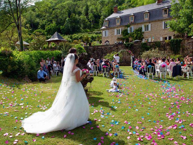 Le mariage de Guillaume et Emilie à Marcillac-Vallon, Aveyron 38