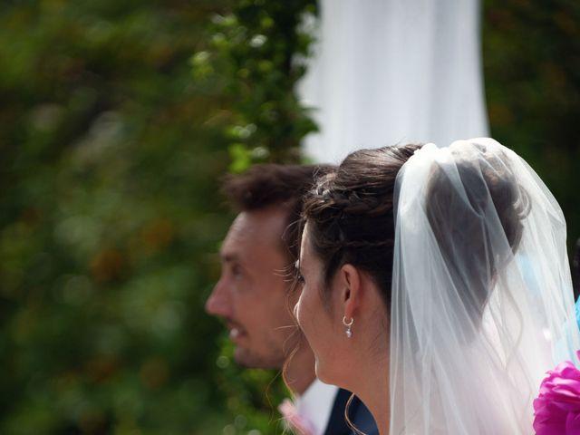 Le mariage de Guillaume et Emilie à Marcillac-Vallon, Aveyron 40