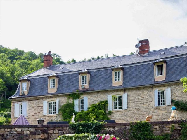 Le mariage de Guillaume et Emilie à Marcillac-Vallon, Aveyron 42