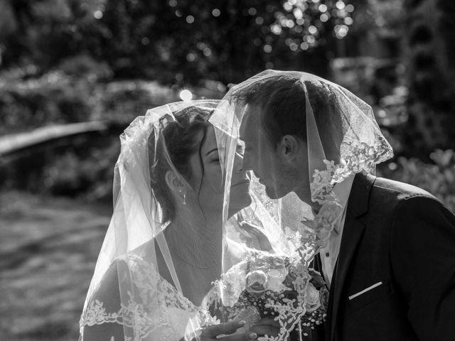 Le mariage de Guillaume et Emilie à Marcillac-Vallon, Aveyron 43