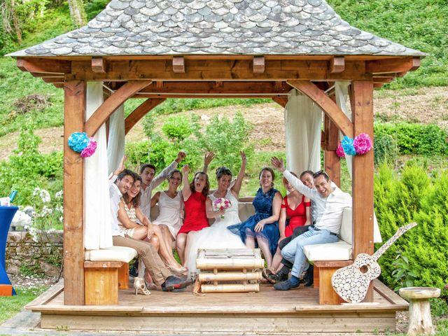 Le mariage de Guillaume et Emilie à Marcillac-Vallon, Aveyron 47