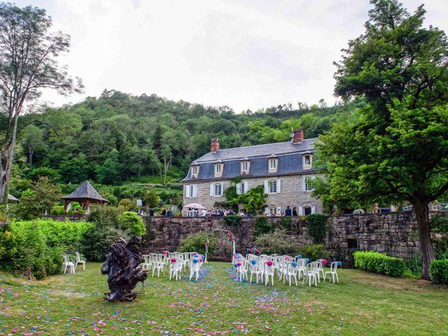 Le mariage de Guillaume et Emilie à Marcillac-Vallon, Aveyron 48