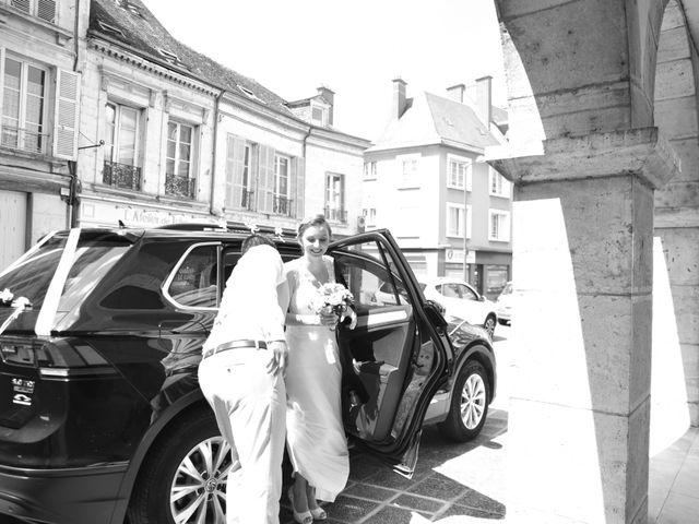 Le mariage de Alexandre et Anne à Vendôme, Loir-et-Cher 3