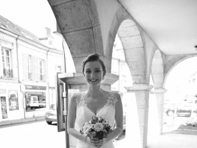 Le mariage de Alexandre et Anne à Vendôme, Loir-et-Cher 4