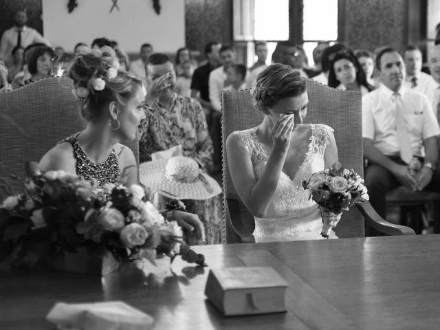 Le mariage de Alexandre et Anne à Vendôme, Loir-et-Cher 9