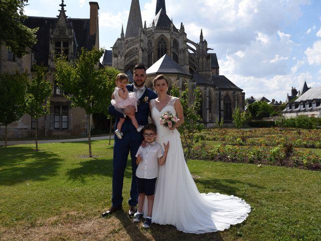 Le mariage de Alexandre et Anne à Vendôme, Loir-et-Cher 47