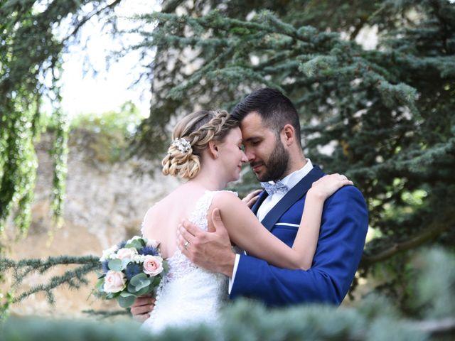 Le mariage de Anne et Alexandre
