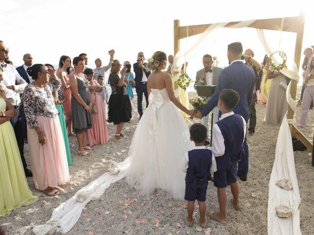 Le mariage de Yannick et Kadya à Le Tampon, La Réunion 2